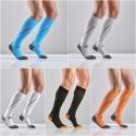 Ciorapi Dryarn unisex cu compresie pentru sport, compresie 15-21 mm/Hg