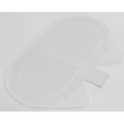 Electrod neutru adeziv premium de unica folosinta, conductiv electric, 176x122mm,set 50 buc.