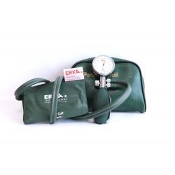 Tensiometru Perfect Aneroid, 48mmm,supapa cu surub, manseta lavabila numarul 4, pentru adulti, in etui verde
