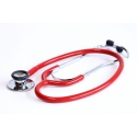 Stetoscop ERKA Erkaphon,piesa de ascultare dubla, cromat,tubulatura in forma de Y