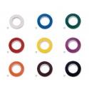 Banda de identificare instrumentar, rola, diferite culori