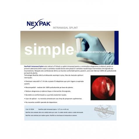 NexPak Fisa tehnica