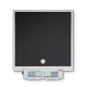 Flat scale digital, with push button and double display -Seca 874