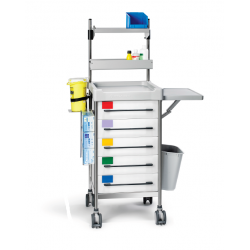 Mobilier medical multifunctional