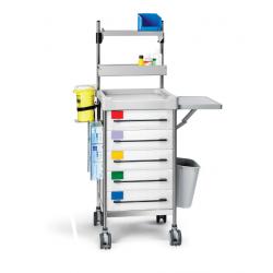 Mobilier medical multifunctional