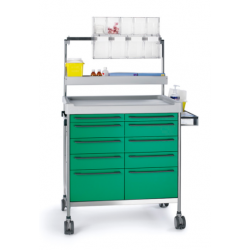 Mobilier medical multifunctional/anestezie