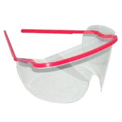 Rama roz pentru ochelari de protectie